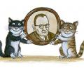 """METTERE IL NOME AI GATTI, la mia traduzione di """"The naming of cats"""" di T.S. Eliot"""
