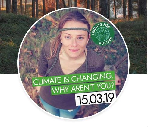 manifestazione mondiale per il futuro e il clima, finalmente qualcosa si muove!